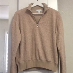 "Topshop ""Teddy Bear"" Sweater"
